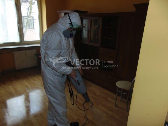 Sprzątanie po zgonach - Vector Żagań