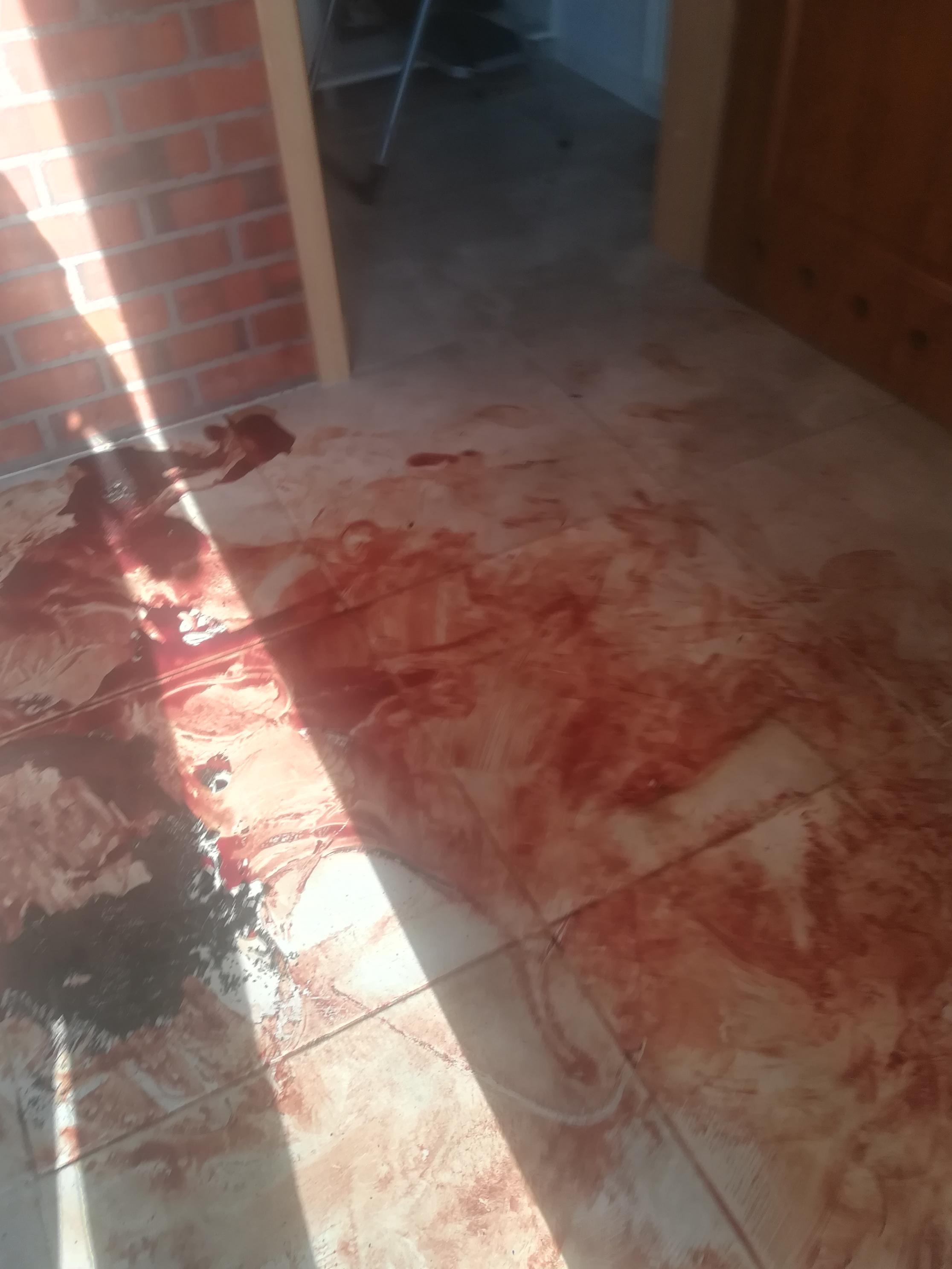 dezynfekcja domu po zmarłych