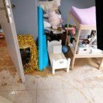 Dezynfekcja pomieszczenia po zalaniu
