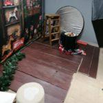 Zalane mieszkanie - sprzątanie firma Vector