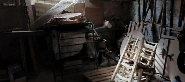 Stęchlizna w piwnicy